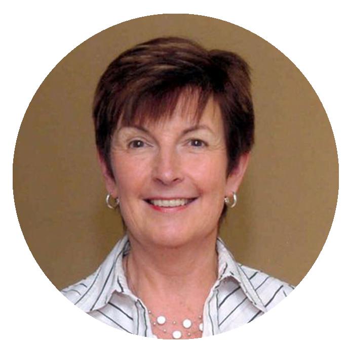 Rosemary Martin, Chartered FCIPD, Cert EI